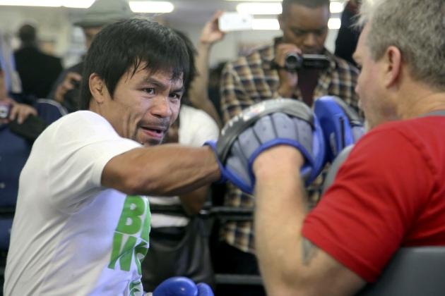 Pacquiao vs. Bradley 2: Breaking Down the Blueprint for a Pac-Man Victory