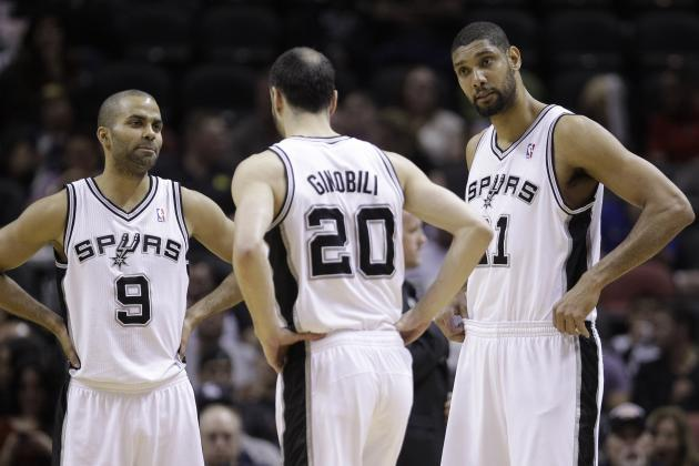 San Antonio Spurs First NBA Team to 60 Wins, Nab 5th Season in Franchise History