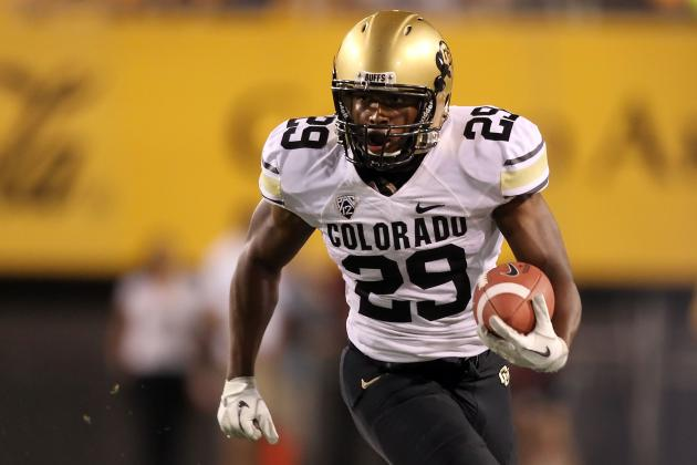 NCAA Denies CU Buffs RB Josh Ford Sixth Year