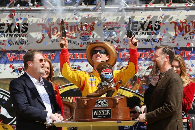 NASCAR at Texas 2014 Results: Winner, Standings, Highlights and Reaction
