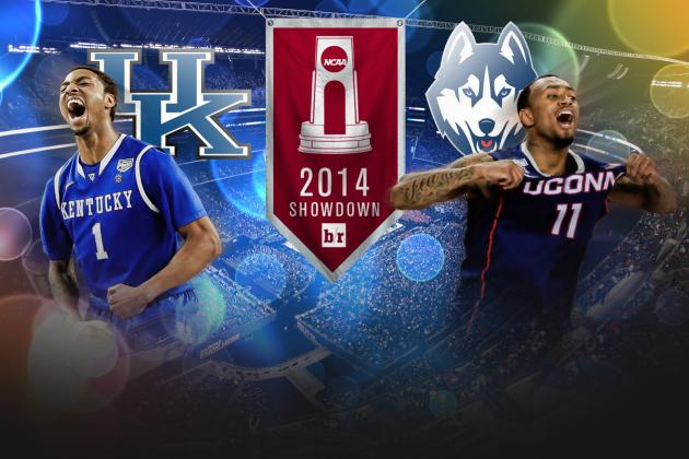 B/R Expert NCAA Bracket Picks 2014: Predicting Who Wins the National Title Game