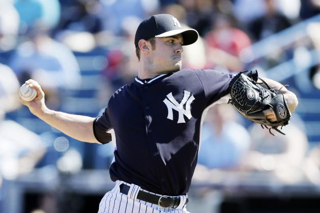 Yankees' David Robertson's Injury Could Affect Both His Team's, His Own Chances