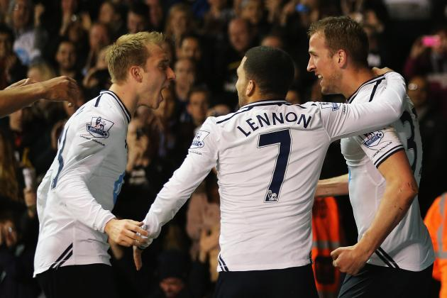 Tottenham Hotspur vs. Sunderland: Live Player Ratings