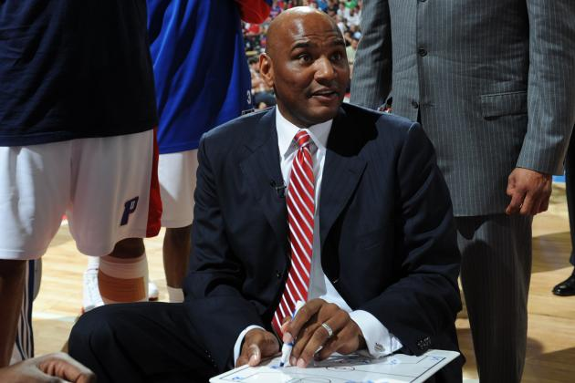 Florida Atlantic Hires Former NBA Coach Michael Curry