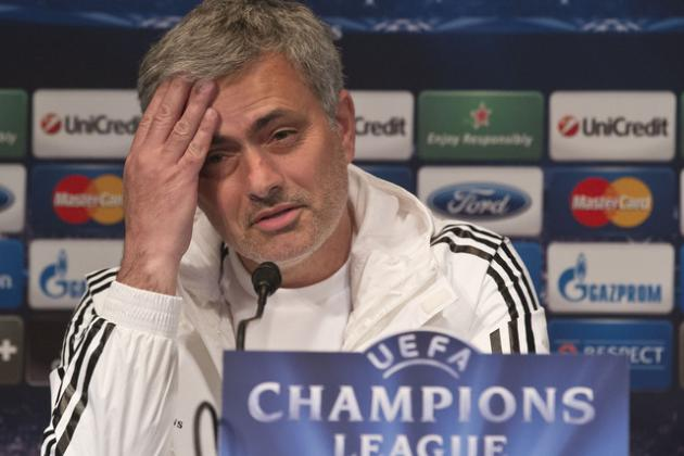 Chelsea vs. PSG: Key Takeaways from Jose Mourinho's Pregame Presser