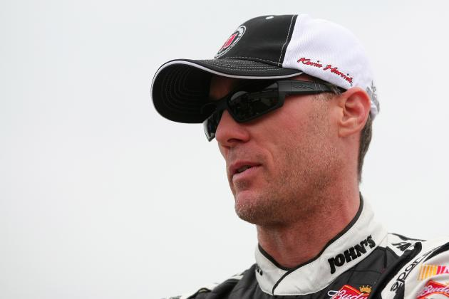 Blown Engine Cuts Kevin Harvick's Day Short