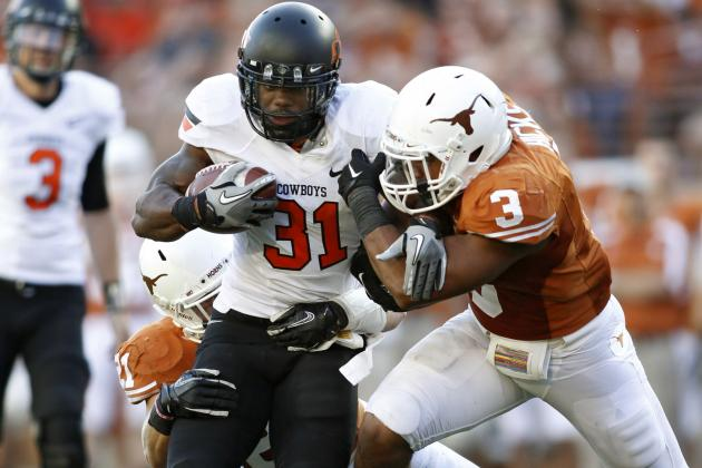 Texas Football: Meet the Longhorns' Linebackers of the Future