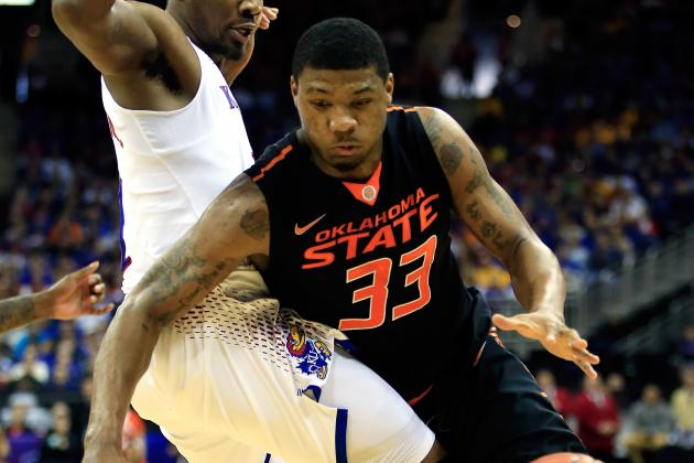 Marcus Smart Makes It Official, Declares for NBA Draft