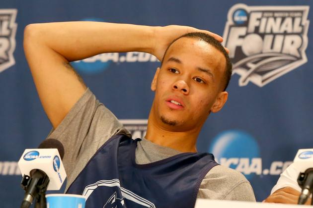 Shabazz Napier Says He Goes to Bed Starving Because He Can't Afford Food