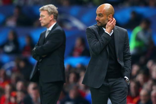 What Beating Bayern Munich Would Mean for David Moyes' Manchester United Future