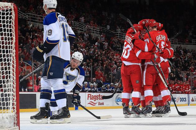 Why Detroit Red Wings Are a Legit Stanley Cup Contender in 2014 Playoffs