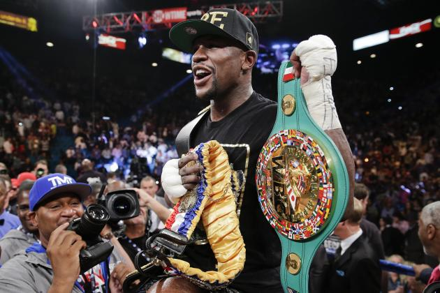 Mayweather vs. Maidana: Latest Preview of Bout Following Pacquiao vs. Bradley
