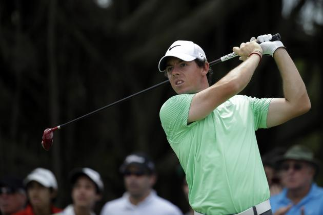 Rory McIlroy and Top Contenders to Watch at 2014 Masters