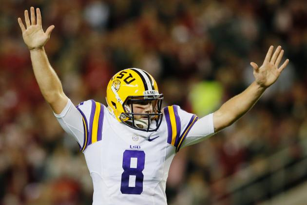 Why Zach Mettenberger Might Be the Right QB for the Minnesota Vikings