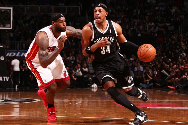 Would Brooklyn Nets Have Edge over Miami Heat in a 7-Game Playoff Series?