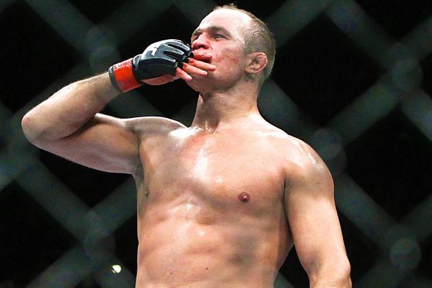 Dos Santos vs. Miocic Moved to 5/31 Brazil Card, Sonnen vs. Silva to UFC 175