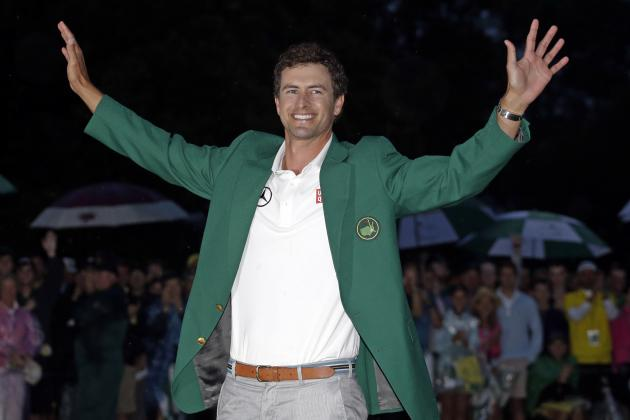 Masters Field 2014: Ranking Title Chances of Rory McIlroy and Other Favorites