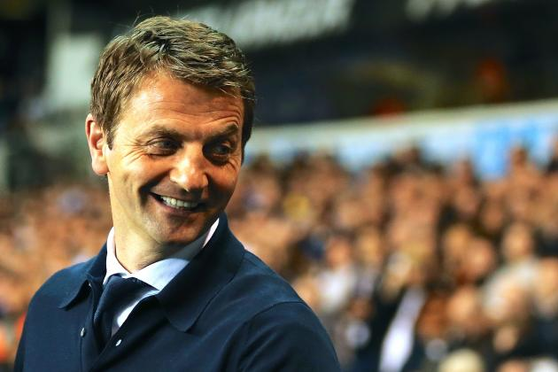 Tottenham Boss Tim Sherwood Comes Out Fighting as His Side Thrashes Sunderland