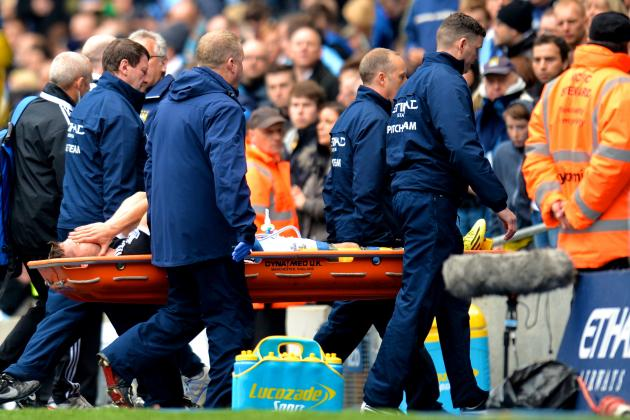Jay Rodriguez Ruptures ACL, Out for World Cup and Southampton