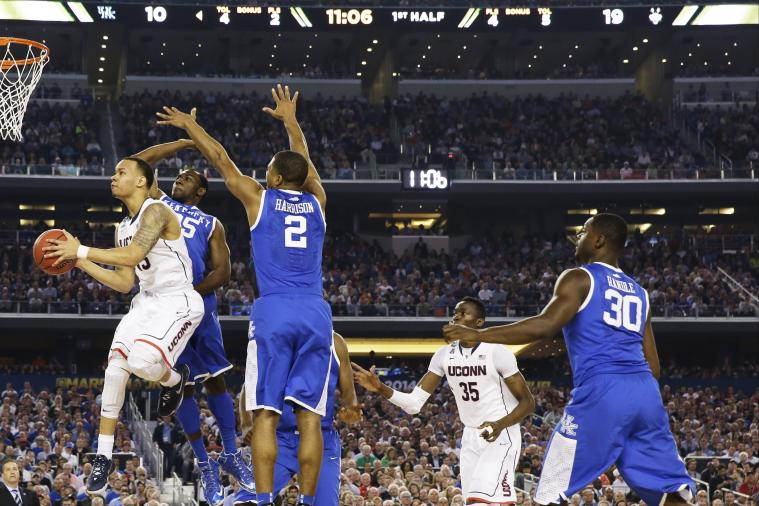 Vote for the 2014 NCAA Championship Game Awards