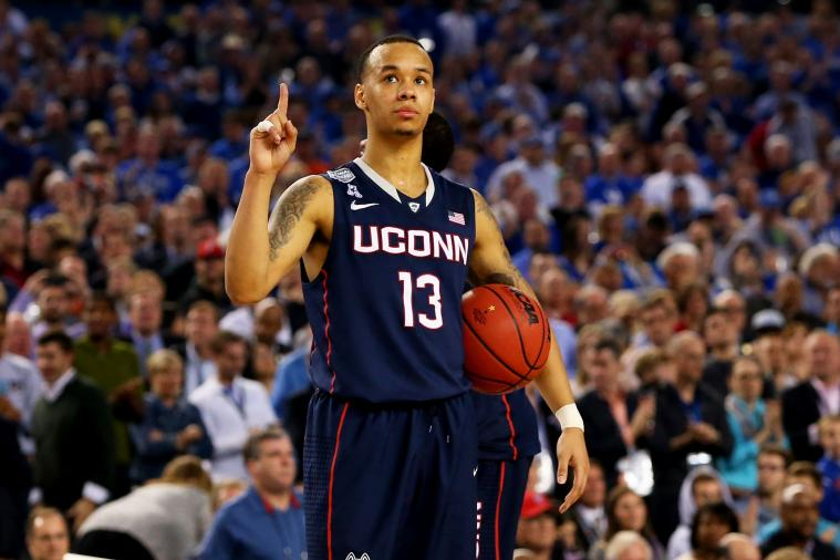 LeBron James Believes Shabazz Napier Is Best Point Guard in 2014 NBA Draft