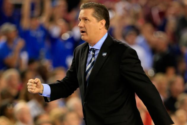 Calipari on Lakers Rumors: 'I Have the Best Job in the Country'