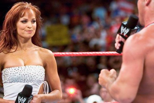 Former WWE Diva Christy Hemme Joins TNA Creative