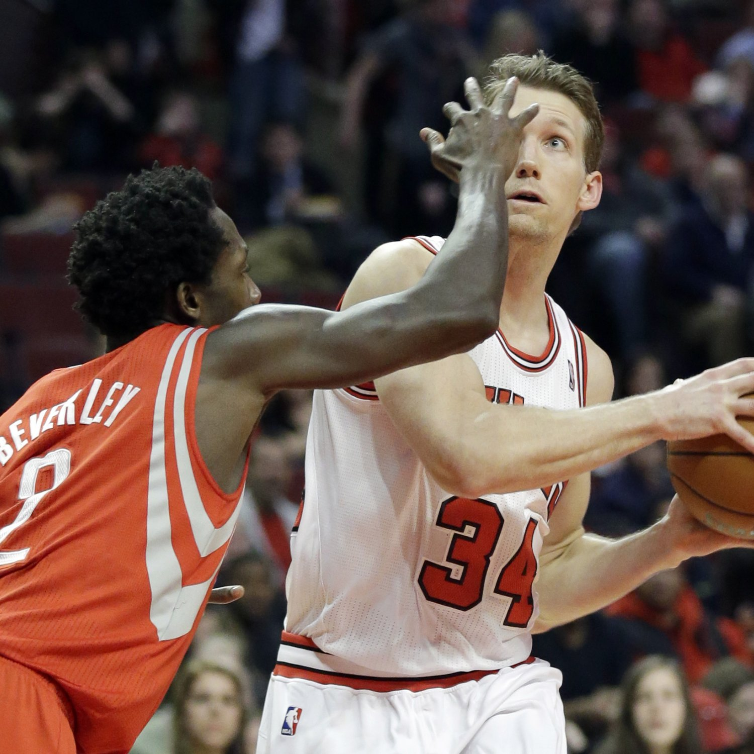 Blazers Home Court Advantage: Patrick Beverley's Defense Is Critical To Houston Rockets