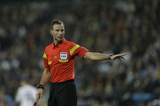 Mark Clattenburg Assigned to Referee Liverpool vs. Manchester City Showdown