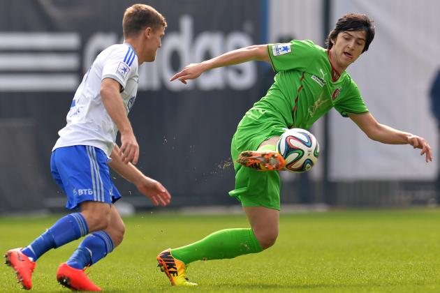 Arsenal Transfer News: Sardar Azmoun Claims Offers from Gunners and AC Milan