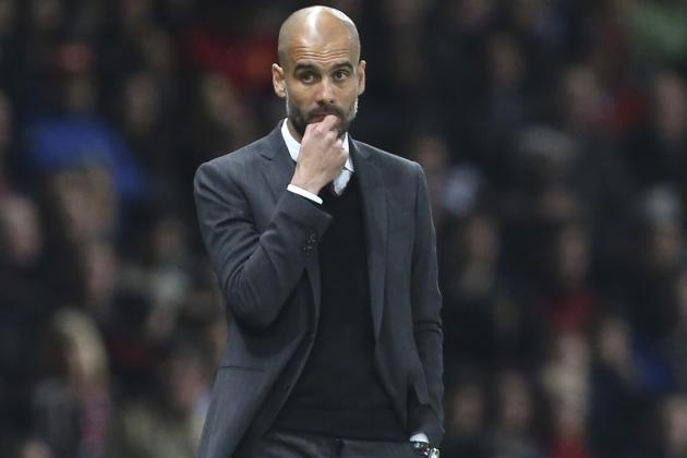 Pep Guardiola Eyes 'Life or Death' Bayern Munich vs. Manchester United Clash