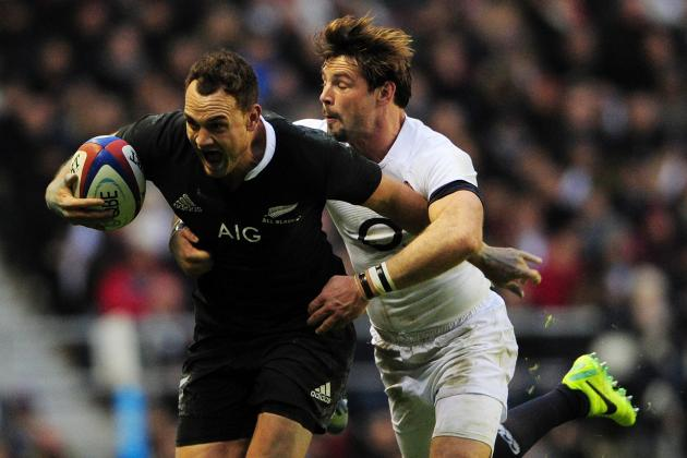 RFU Fail to Move All Blacks Test