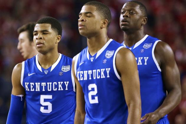 How to Remember Kentucky After Dream Run Falls Just Short of 2014 Championship