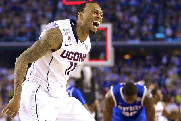 Ryan Boatright the Hidden Star and Ace Sidekick Behind UConn's 2014 NCAA Title