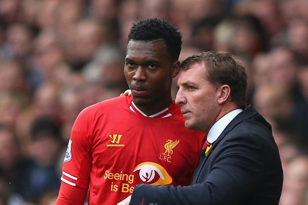 Bold Approach Could Work for Liverpool Manager Brendan Rodgers Against Man City