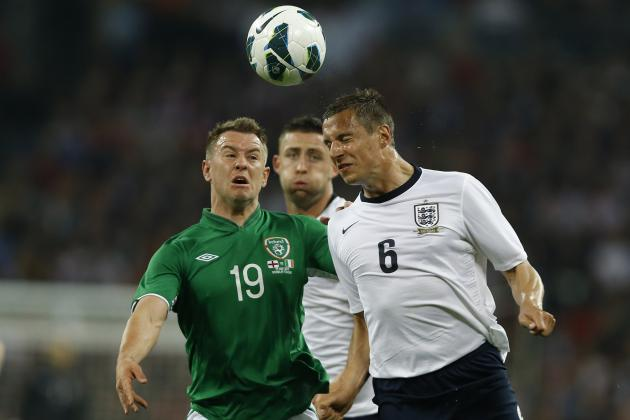 England and Ireland Announce Friendly Showdown in Dublin for June 2015