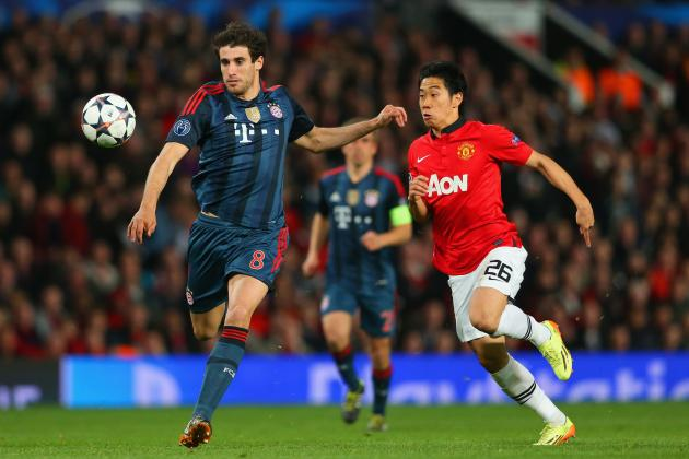Champions League 2014: Bayern v Manchester United Live Stream, Stats, Key Men