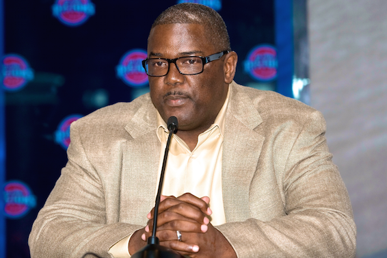 Joe Dumars Resigns as Detroit Pistons President of Basketball Operations