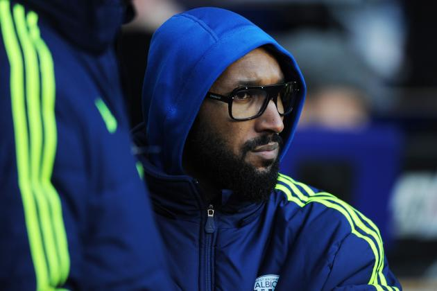 Breaking Down What Nicolas Anelka's Arrival Means for Atletico Mineiro's Attack