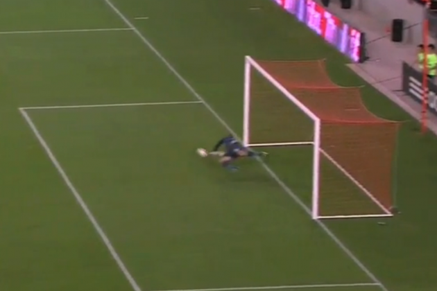 2014 Save of the Week Nominees: Week 5