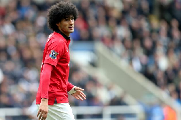 Marouane Fellaini Injury: Updates on Manchester United Star's Status and Return