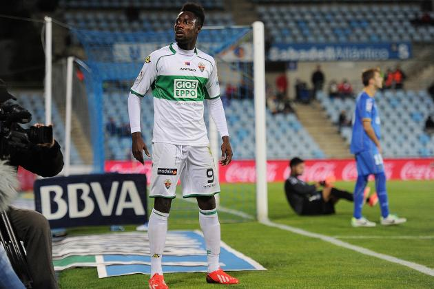 Scouting Report: What Should Juventus Do With Elche Loanee Richmond Boakye?