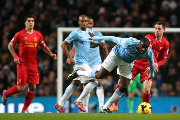 Where Liverpool vs. Manchester City Premier League Showdown Will Be Won