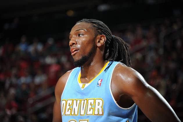Kenneth Faried Unsure of His Future with Denver Nuggets