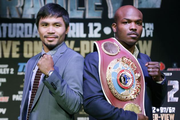 Pacquiao vs. Bradley 2 Predictions: Projecting How Each Round Will Unfold