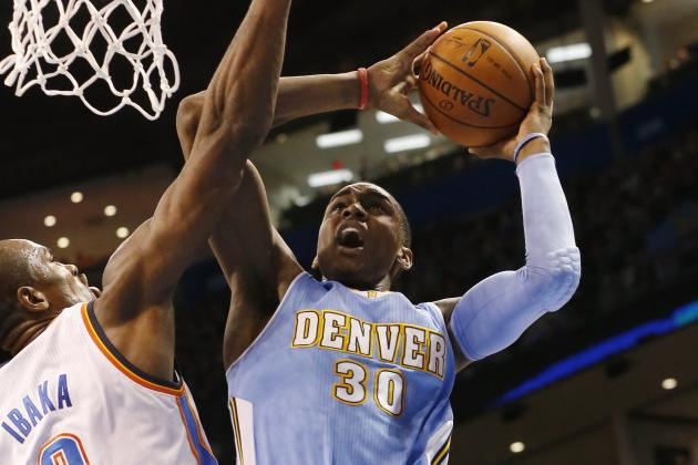 Quincy Miller, Evan Fournier Playing More Like Veterans Now