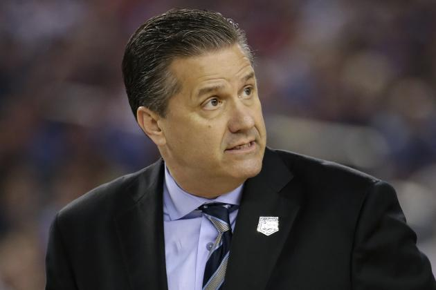 "John Calipari: ""I Needed to Do a Better Job for These Kids"""
