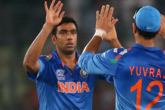 Ravi Ashwin: World Cricket's Bowler of the Month, March 2014