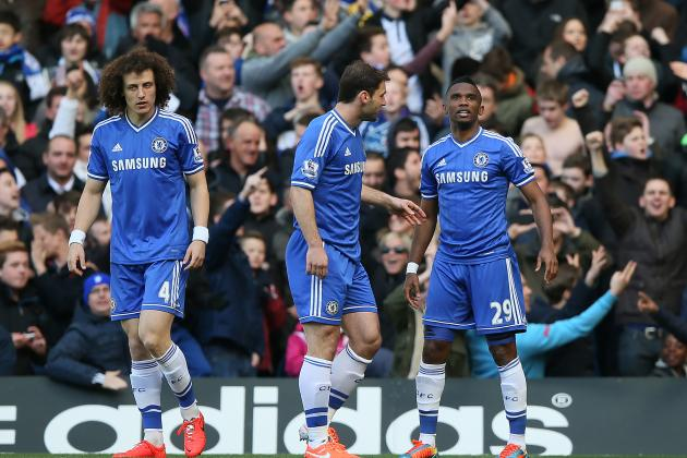 Chelsea vs. PSG: Blues Players Who Will Be Key in Overturning 3-1 Deficit