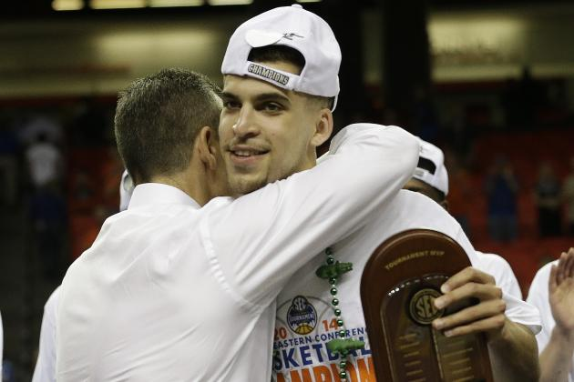 Donovan Lauds Scottie Wilbekin for Stellar Senior Season